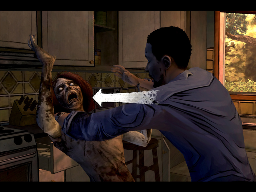 The Walking Dead Episode 1 finally out on iOS this Thursday