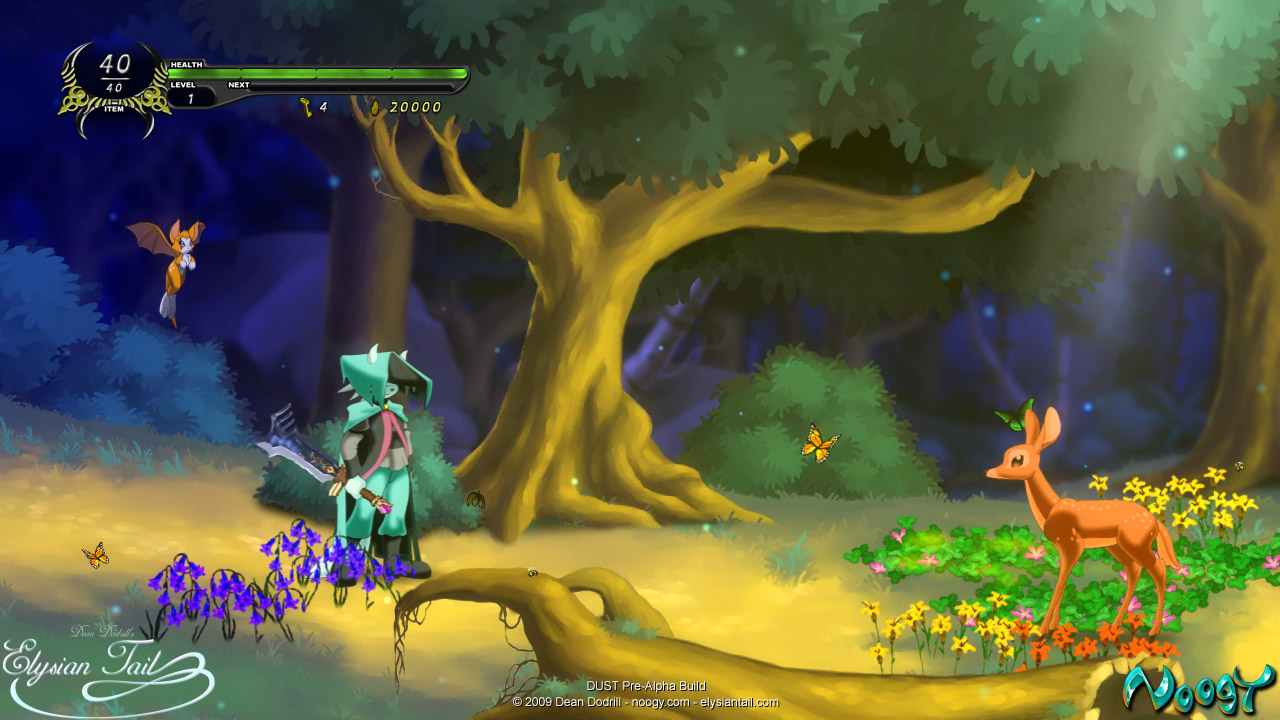 Silver-Award winning Dust: An Elysian Tail finally gets controller support in latest update