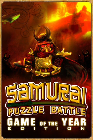 Samurai Puzzle Battle Game of the Year edition now live on iPhone
