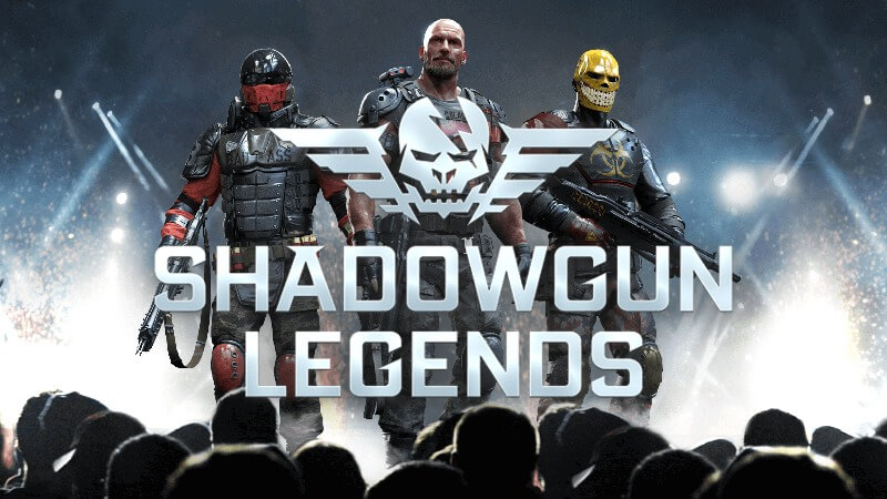 Shadowgun Legends gets new co-op dungeons and voice chat in huge Brothers of Fire update