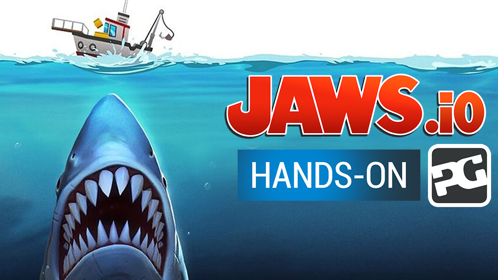 "JAWS.io video hands-on - ""Still eating boats after 40 years"""