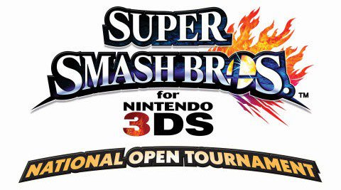 Super Smash Bros. for 3DS 'National Open Tournament' being held in the US on October 4th