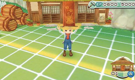 Harvest Moon: The Earth's Origin announced for 3DS in early 2012