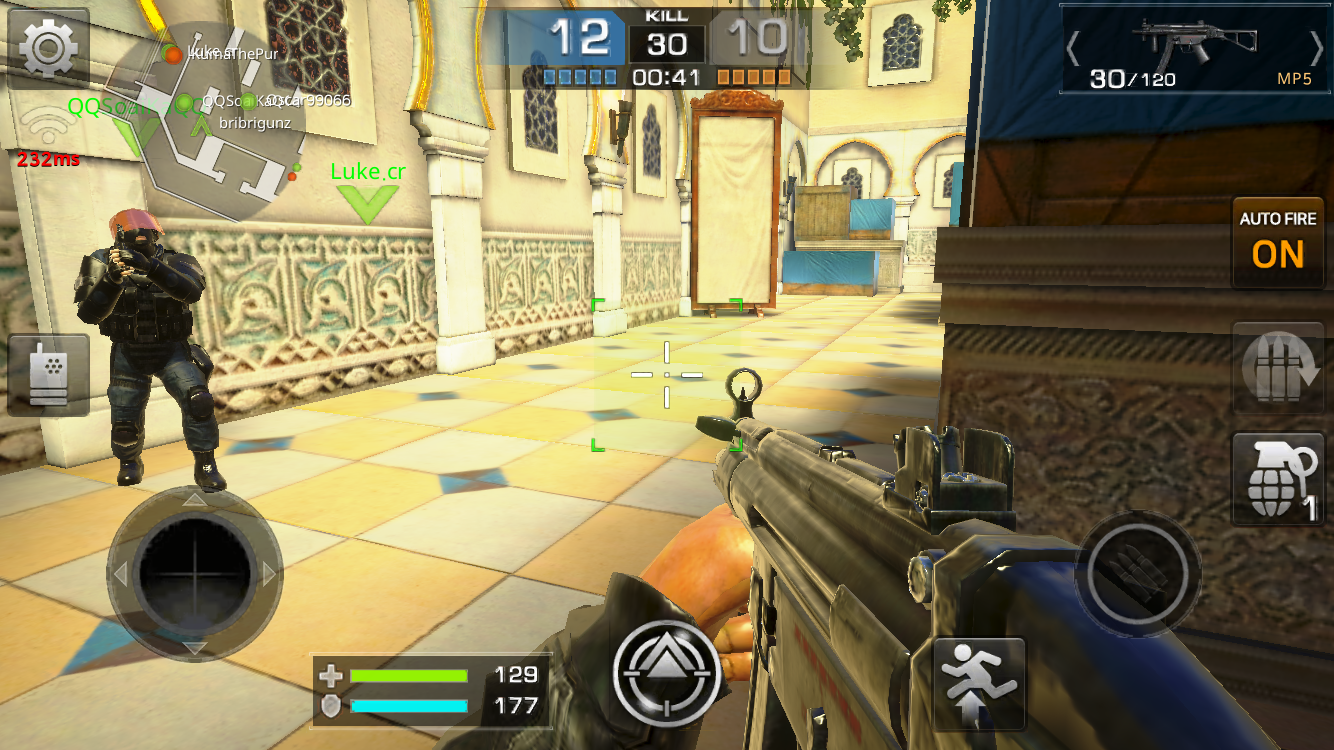 Interview: We chat to A-33 Studio, developers of fast-paced mobile FPS Combat Squad