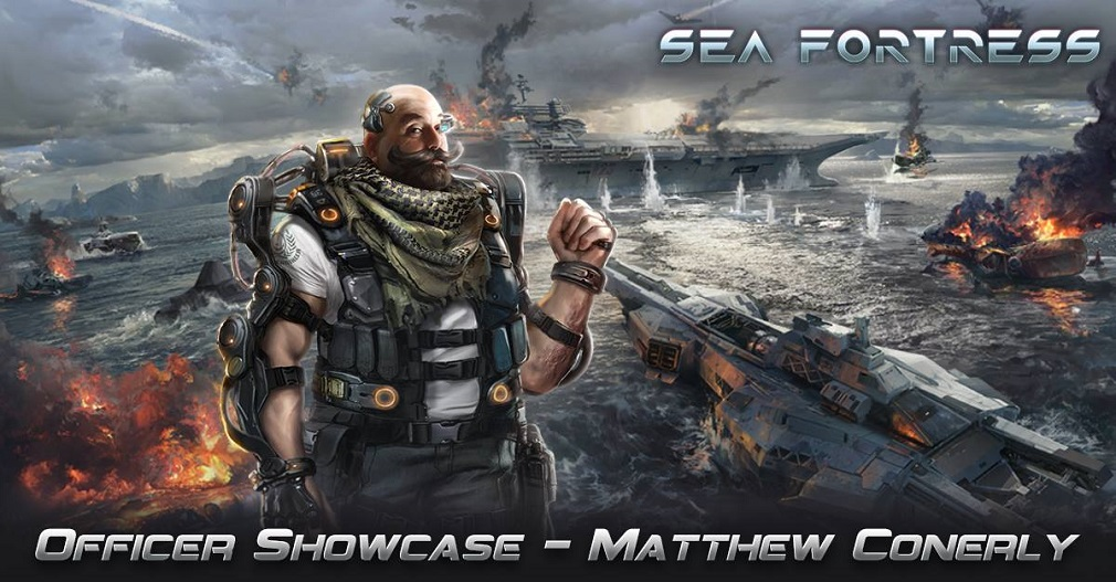 Pre-register now for Sea Fortress, the futuristic sea-based MMO