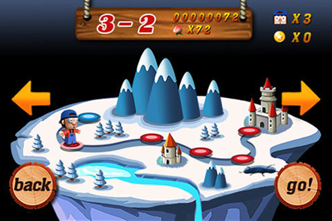 Free apps of the day - Super World Adventures, Tinybee Dash