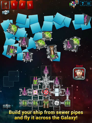 Galaxy Trucker is a digital adaptation of the classic boardgame and it's out right now for iPad