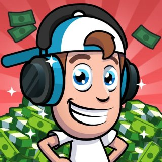Raise money for charity as you build your streaming empire with Idle Tuber Empire