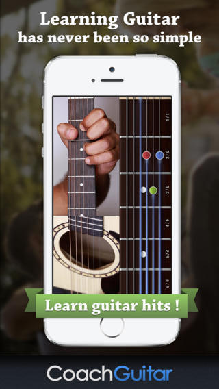 Learn to play 'Stairway to Heaven' and a catalogue of other classic songs with CoachGuitar for iOS [Sponsored]