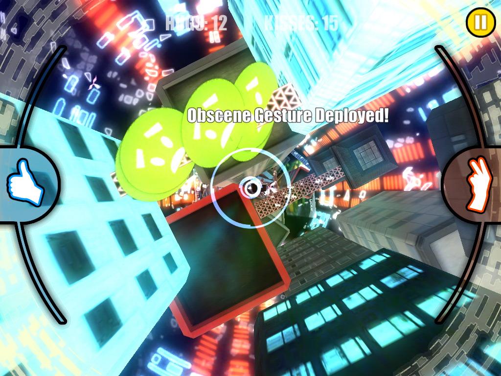 Dejobaan's base jumping game AaaaaAAaaaAAAaaAAAAaAAAAA!!!! will land on the App Store tomorrow