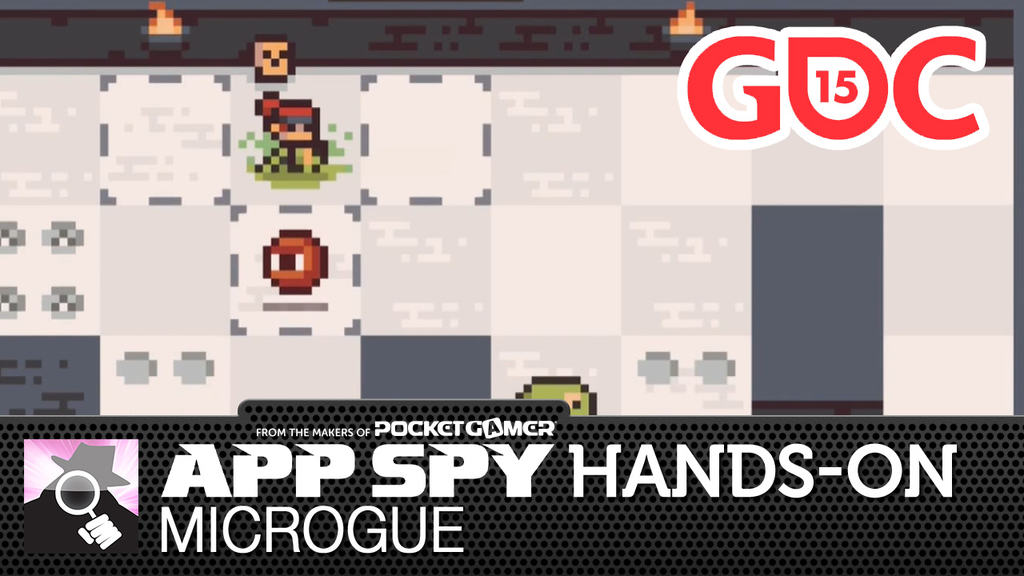 GDC 2015: Hands-on with MicRogue - a chess-inspired roguelike puzzler from the creator of Relic Rush