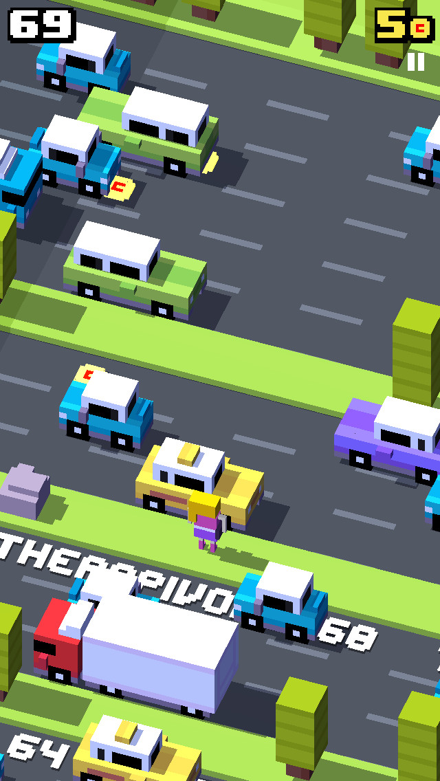 Crossy Road heads to Brazil as new characters are added