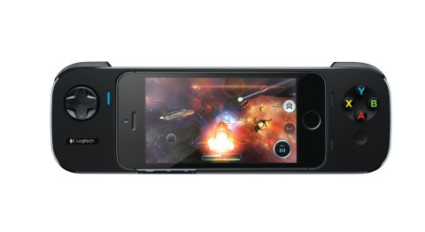 The Logitech PowerShell Controller for iPhone 5, iPhone 5S, and 5th-gen iPod touch is available to pre-order right now