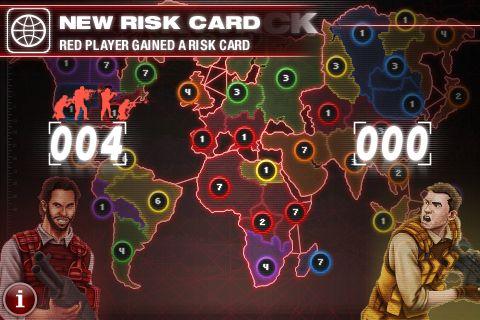 EA announces Risk for iPhone