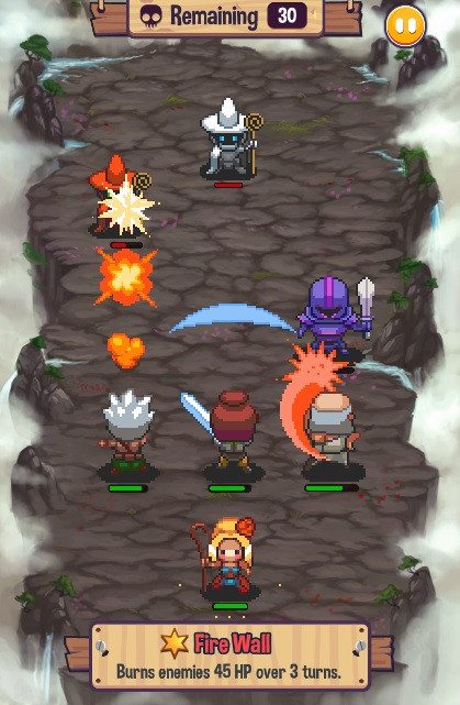 Swap Heroes 2 brings more cute tactical RPG battles to iOS and Android in February