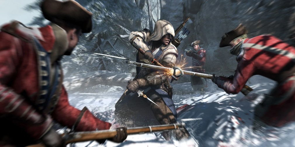 Please God Don T Put Assassin S Creed Iii On Switch Articles