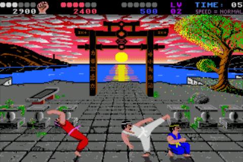 Amiga emulation, classic beat-'em-up IK+ confirmed for iPhone