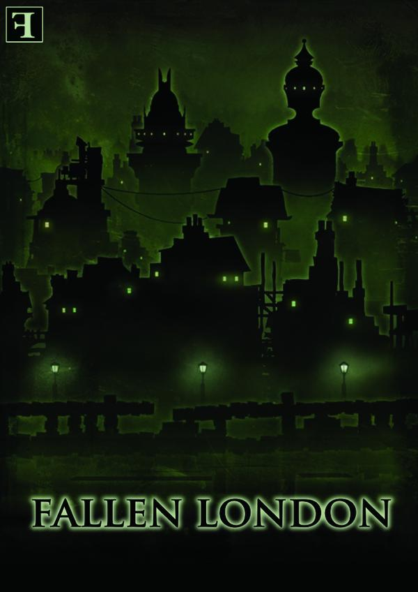 Fallen London is a browser-based adventure game with over 1.2 million words