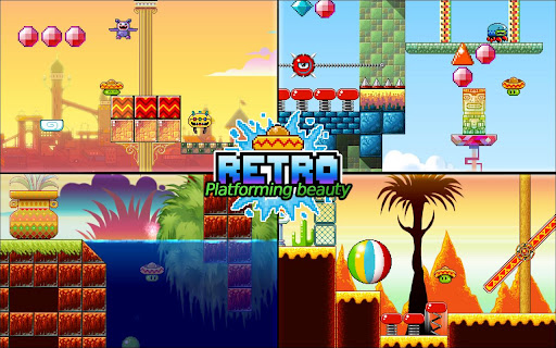 Retro iOS platformer Bean's Quest hops over to Android