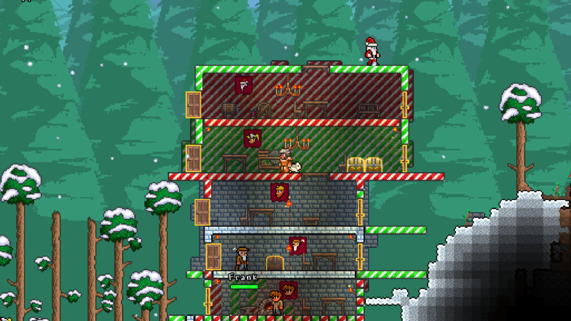 Terraria drops to £1.79/$1.99 on Google Play for a limited time