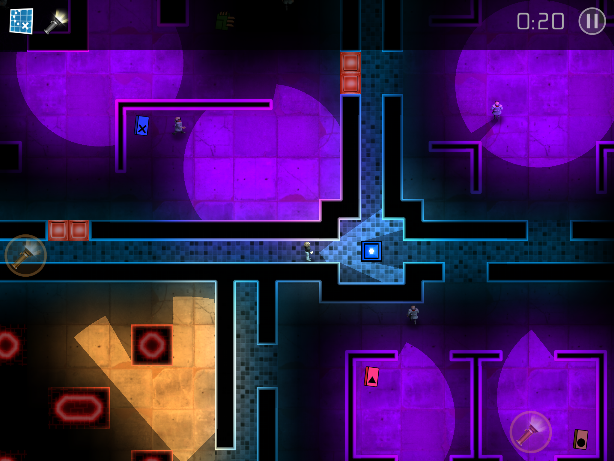 Phil Hassey's explosive stealth game Dynamite Jack sneaking onto iPad on June 28th