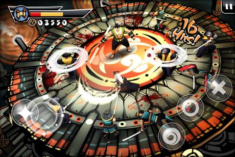 iPhone slasher Samurai II's Dojo Mode released as a free game