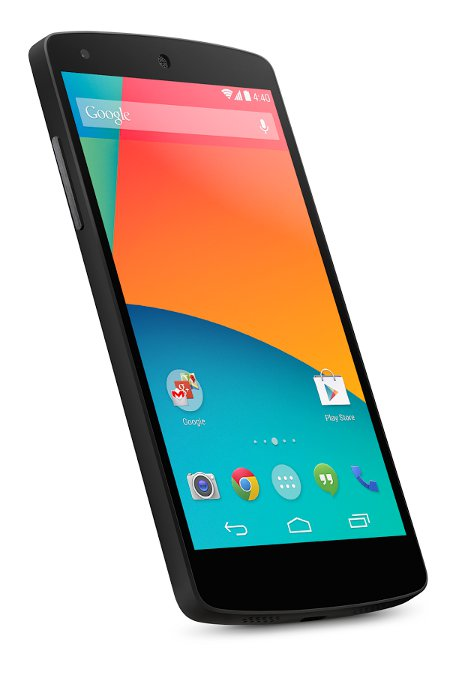 Google's new Nexus 5 smartphone goes on sale