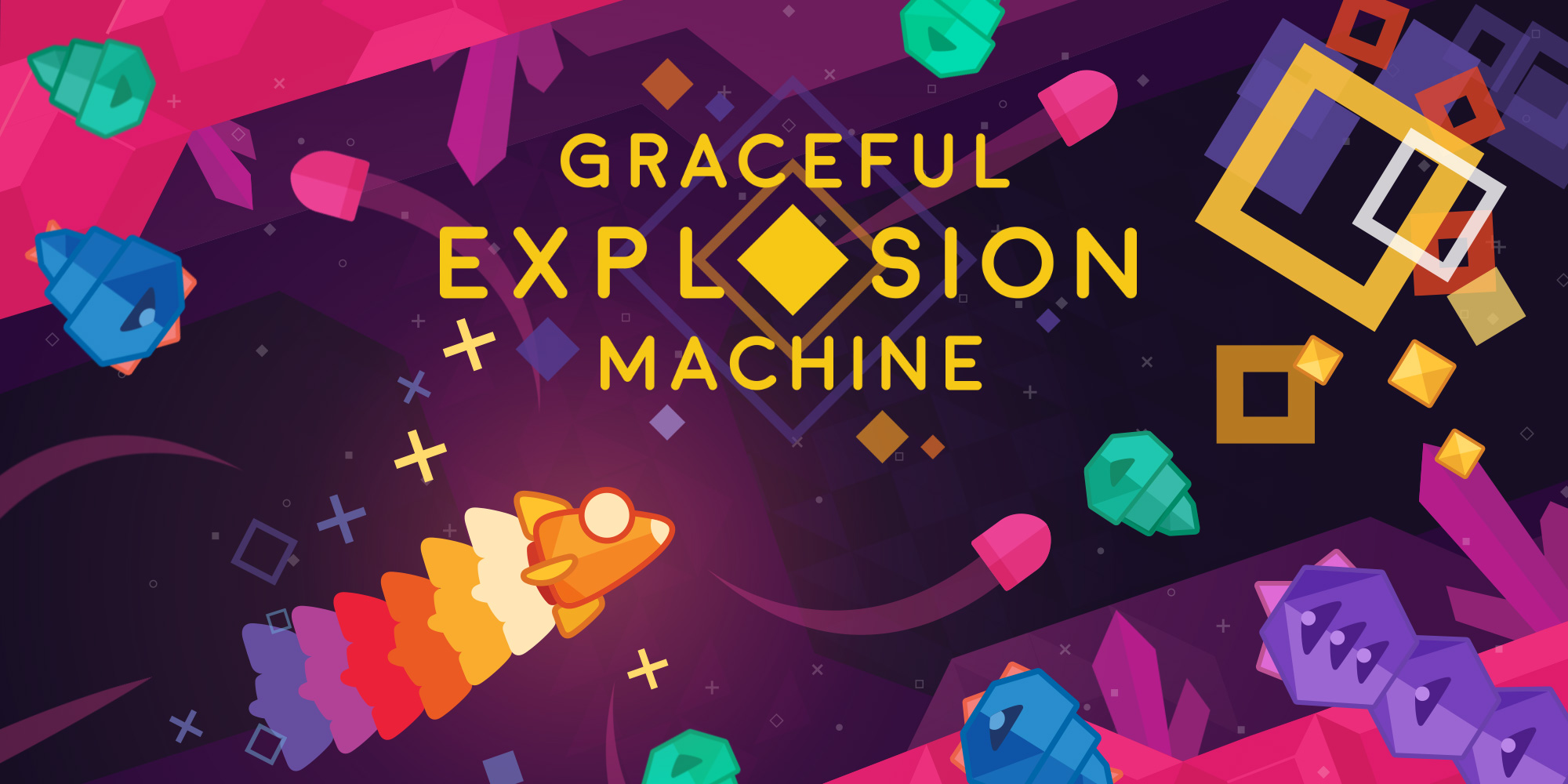 Graceful Explosion Machine review - Bullet hell or bullet heaven?