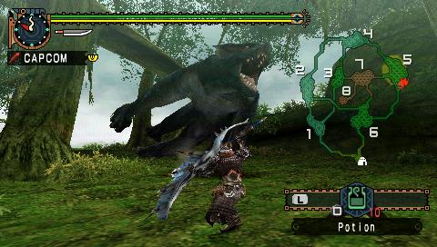 monster hunter freedom unite apk warehouse