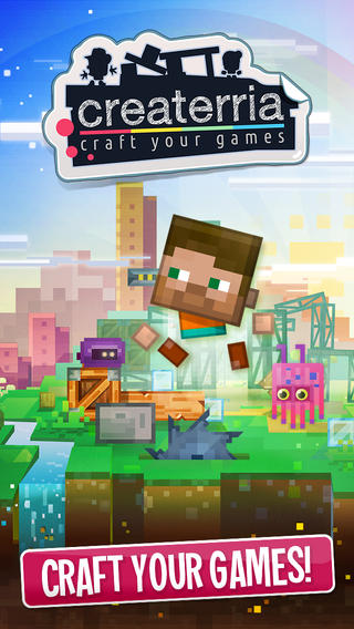 Incuvo shows you how to make your own Flappy Bird on your iPad in Createrria