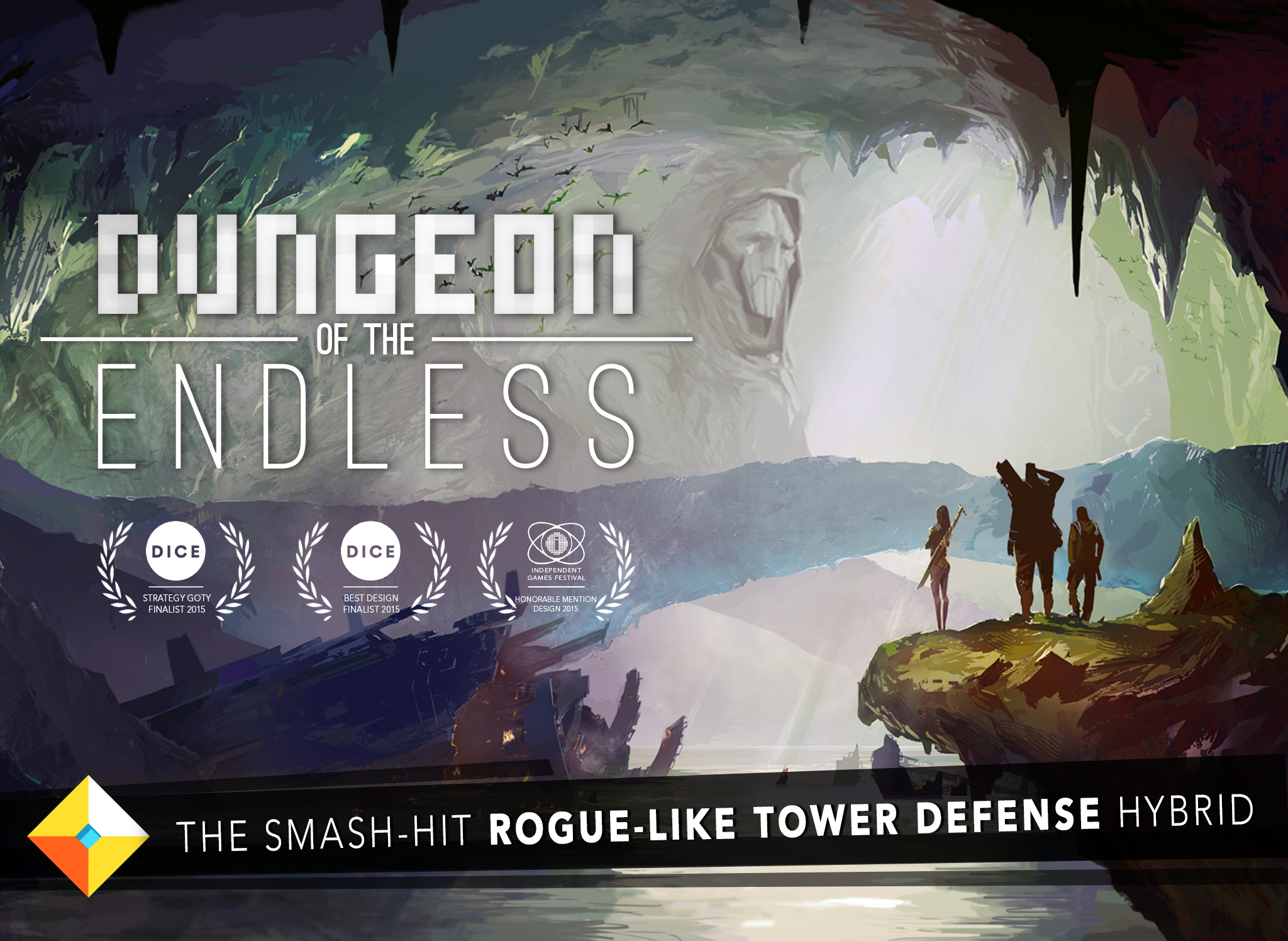 Rogue-like tower-defence Dungeon of the Endless is free and you must absolutely get it if you own an iPad