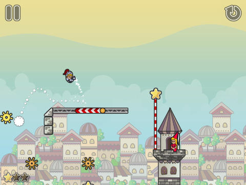 Epic Eric is a cheeky one-tap puzzling platformer that's out right now for iPhone and iPad
