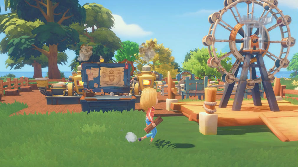 Find out how crafting works in My Time at Portia