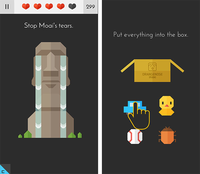 [Update] Deceptive puzzler Tricky Test 2 - formerly Don't Trick Me - out now on iOS and Android