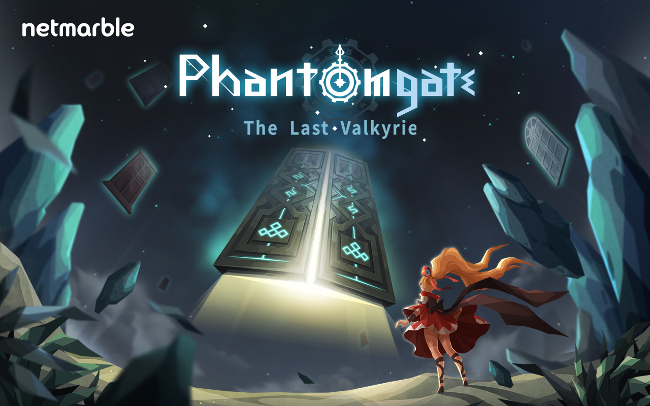 More details on Phantomgate, Netmarble's upcoming adventure RPG based on Norse mythology