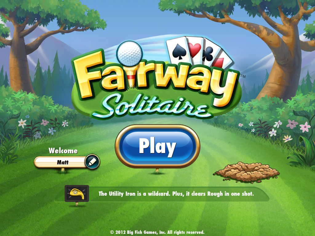 Sponsored Feature: Why Big Fish Games wants to give you a free copy of Fairway Solitaire