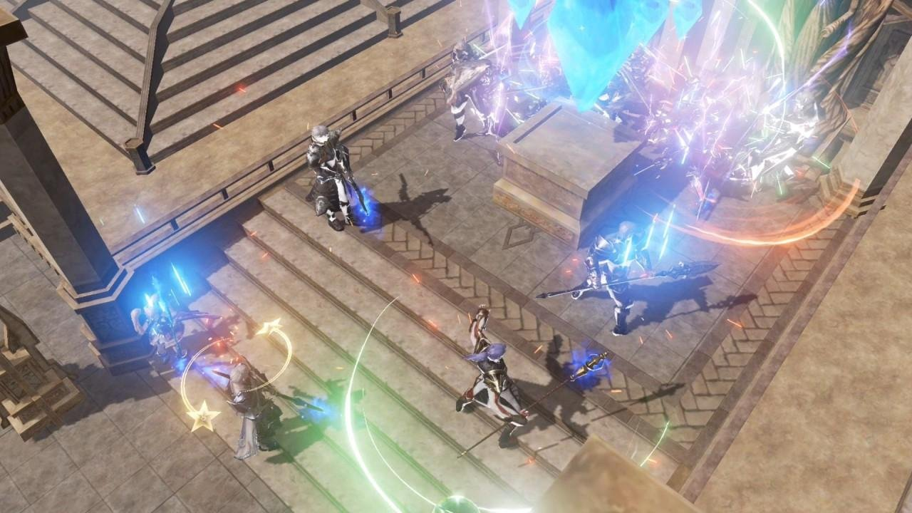 How to level up early in Lineage 2: Revolution
