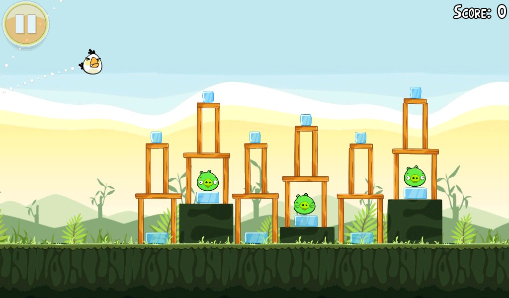 Angry Birds (PlayBook)