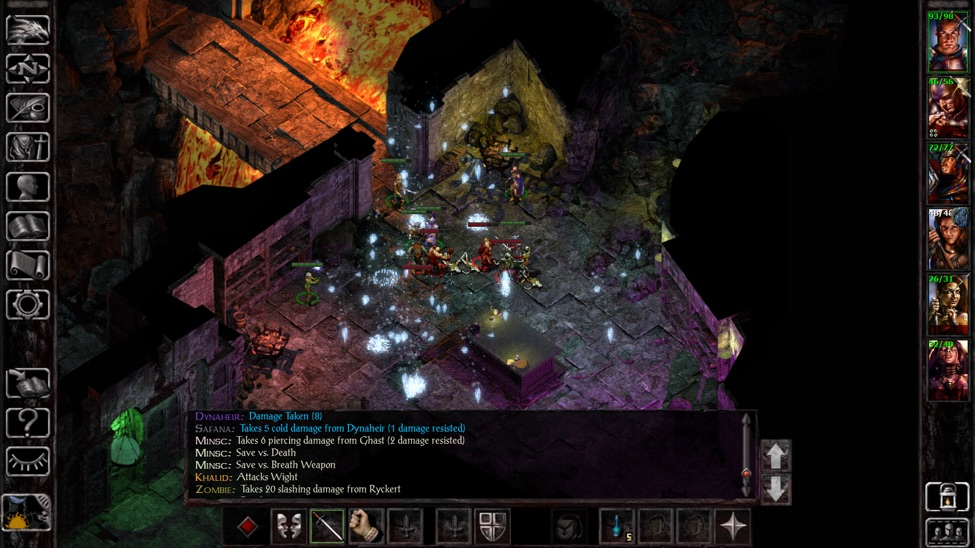 Baldur's Gate: Enhanced Edition is getting a 25-hour long expansion later this year