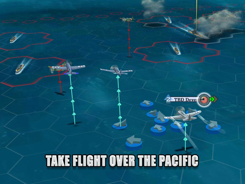 Dogfighting WWII sequel Ace Patrol: Pacific Skies is out right now for iPad and iPhone