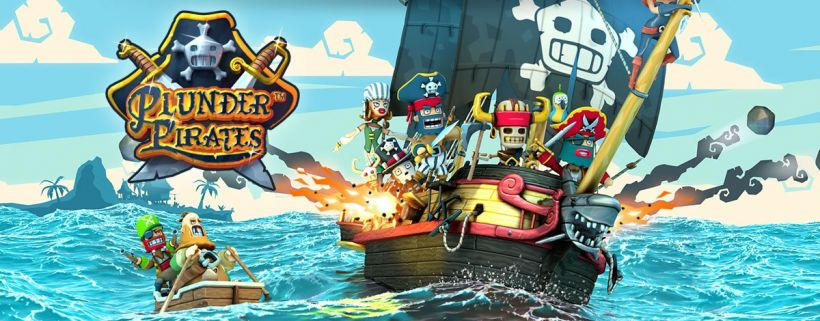 Plunder Pirates, from Midoki and Rovio Stars, is setting sail on iPad and iPhone next week