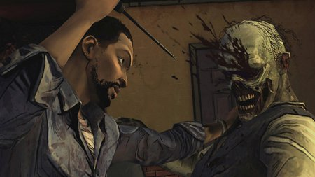 The Walking Dead: The Game is less than half price for PS Vita in Sony's '12 Deals of Christmas' promotion