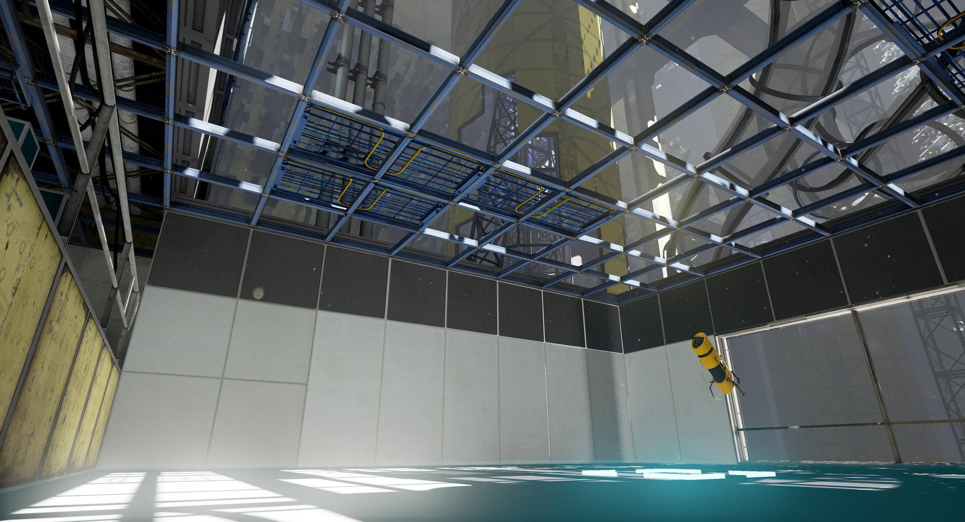 Portal Stories: VR has released on steam for free