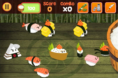 Sponsored Feature: Mezmedia on how Sushi Showdown on iOS is a true gaming delicacy