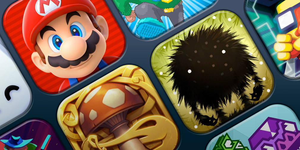 Top 25 platformers on iPhone and iPad