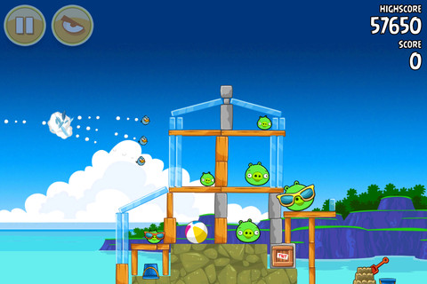 Original Angry Birds gets yet another big update