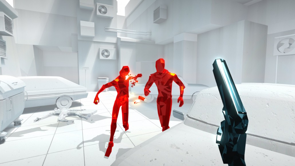 Superhot blasts its way onto Nintendo Switch today