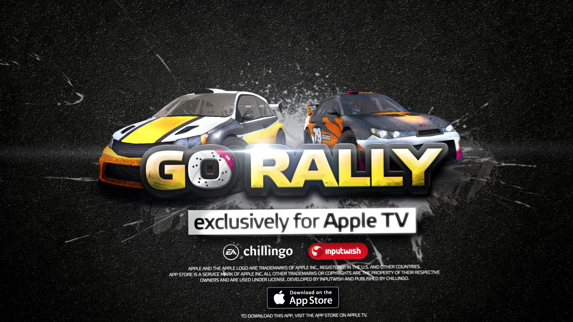 You can go rally on iPad and iPhone next week when Go Rally skids on to the App Store