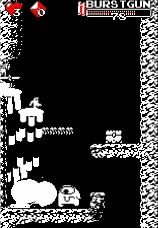 Downwell will be blasting onto Android soon