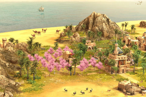 Ubisoft bringing Anno Dawn of Discovery: The Harbor to iPhone